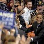 Barack Obama regressa e quer incentivar jovens a se envolverem na política