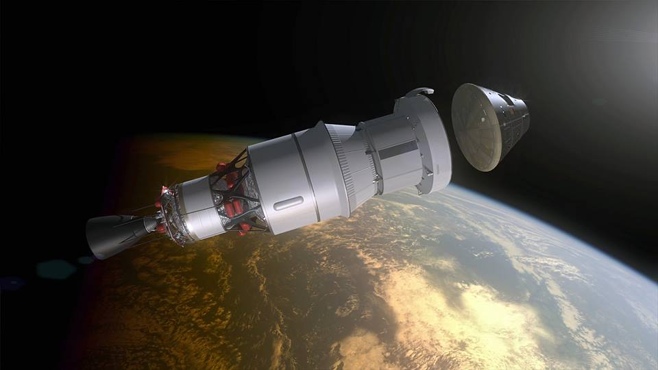nasa orbiters orion dragon - photo #40
