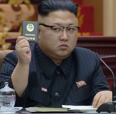 Coreia do Norte Kim Jong-un