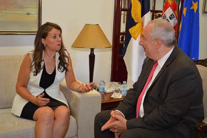 Governo dos Açores pretende aprofundar relações com o Canadá